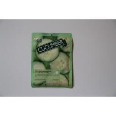 Маска для лица на основе экстракта огурца Real Essense Cucumber Mask Pack 25мл*5шт